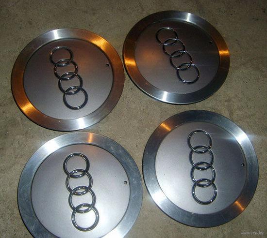 Колпачки в литые диски R15 для Audi A4