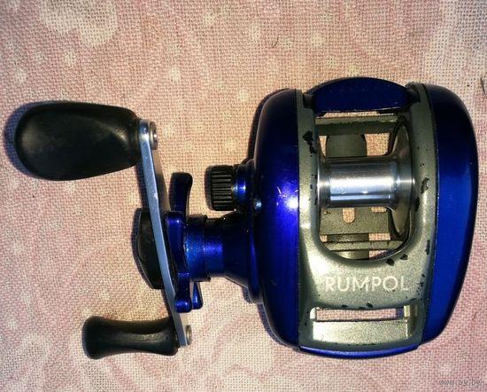 Катушка мультипликаторная  для рыбалки RUMPOL