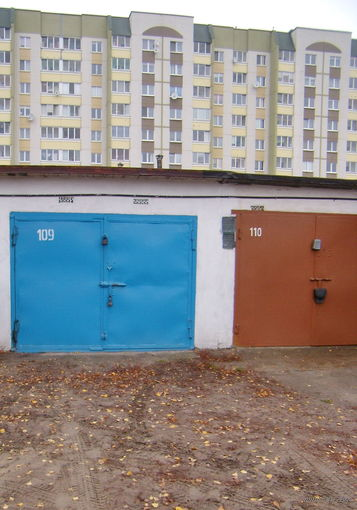 """Продам гараж в ГСК """"Южное"""" для 1 авто, БЛОК Б  номер 109"""