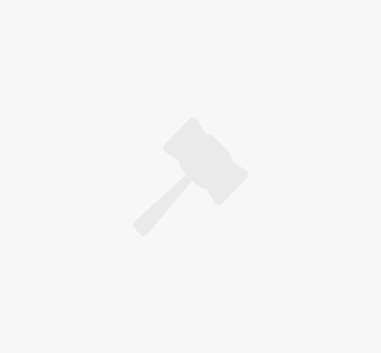 Шапка белая со снежинками р-р 50-52