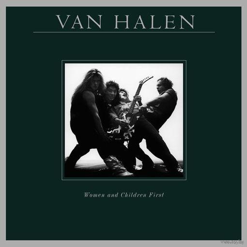 Van Halen - Women And Children First - LP - 1980