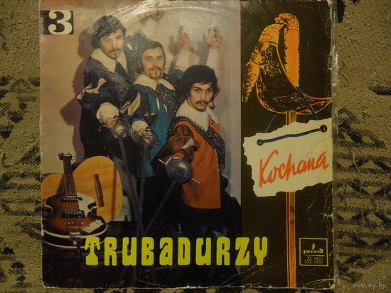 Ансамбль Trubadurzy - Kochana (Trubadurzy 3) - Pronit SXL 0637, Польша