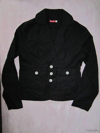 Джинсовый пиджак, р.L