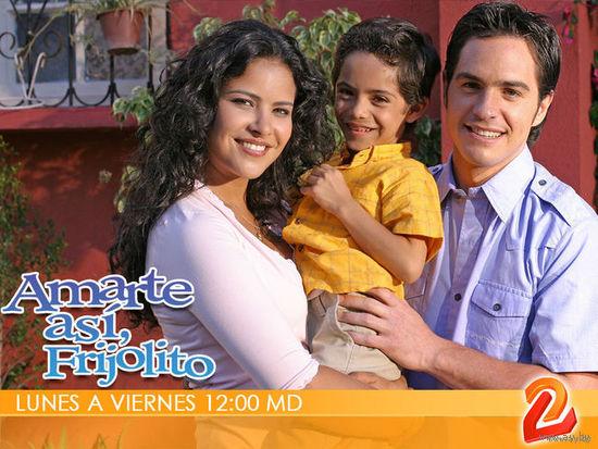 В поисках отца / Amarte asi (США-Мексика-Аргентина, 2005) Все 119 серий. Скриншоты внутри