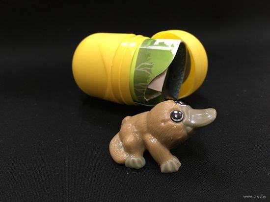 Киндер. Фигурка из серии Малыши животных Юга 2013 (Tierkinder aus aller Welt) FT009-FT016