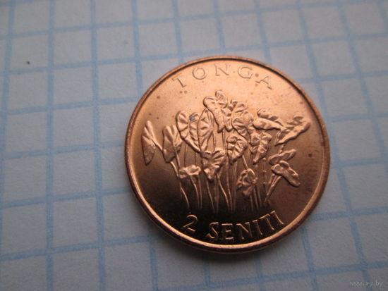 ТОНГА 2 СЕНИТИ 2002 ГОД