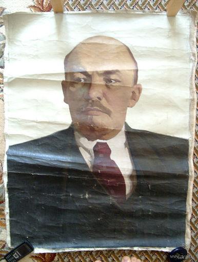 Портрет Ленина, живописный
