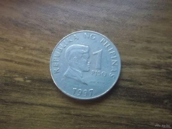 Филиппины 1 песо 1997