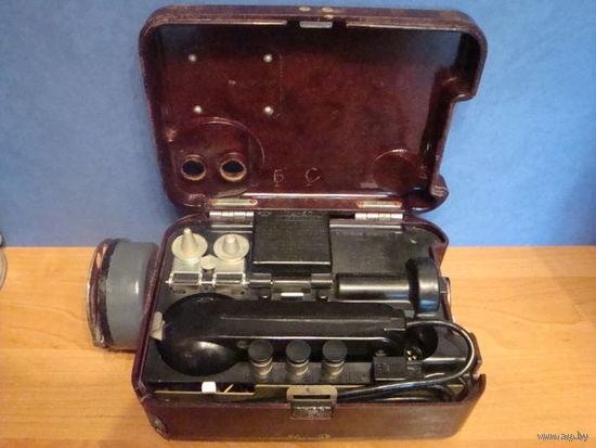 Армейский полевой телефонный аппарат ТА-57
