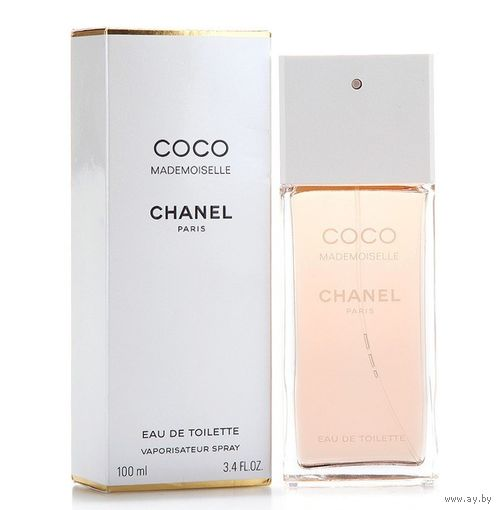 CHANEL Coco Mademoiselle Туалетная вода (EDT) 100мл