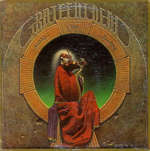 The Grateful Dead - Blues for Allah - LP - 1975
