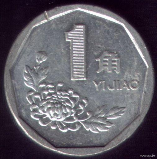 1 джао 1993 год Китай Круглая