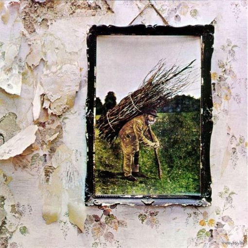 Led Zeppelin - Led Zeppelin IV - LP - 1971