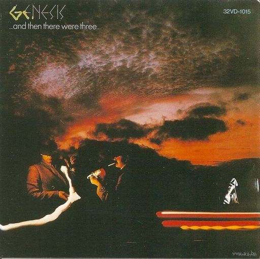 0006. Genesis. ...and then there were three. 1978. Charisma (DE) = 14$