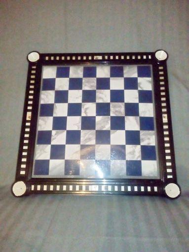 Гербы и шахматная доска для шахмат Гарри Поттер Harry Potter