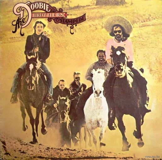 Doobie Brothers - Stampede - LP - 1975