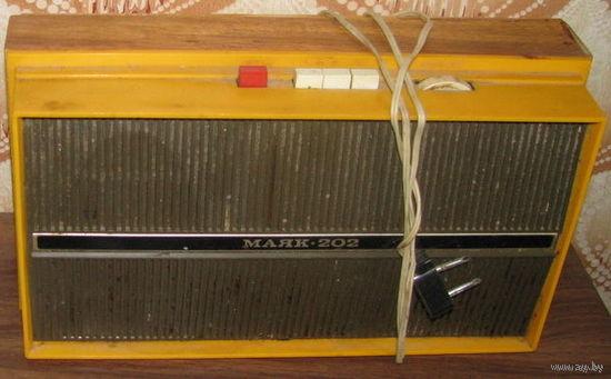 Радио Маяк 202
