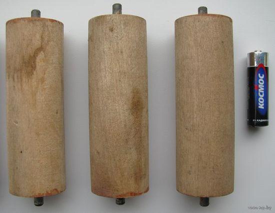 Деревянные катушки (за все)