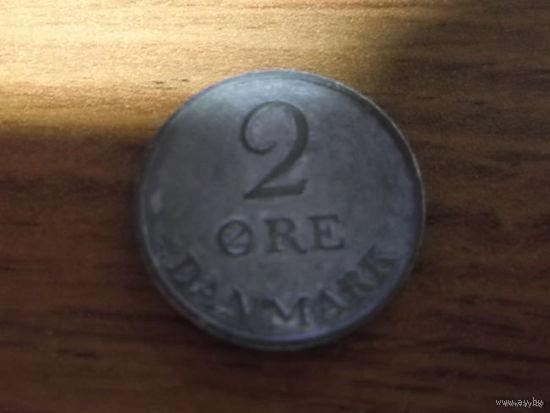 Дания 2 эре 1964