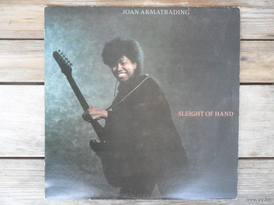 Joan Armatrading - Sleight of Hand - A&M, Югославия - 1986 г.