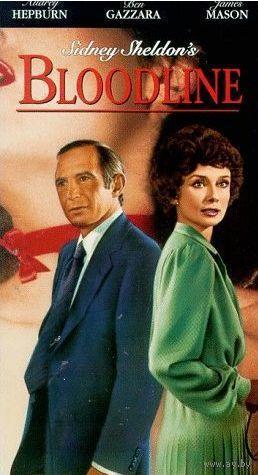 Кровная связь / Bloodline (Одри Хепберн в экранизации Сидни Шелдона) DVD5