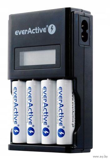 Зарядное устройство EverActive NC450 Black Edition