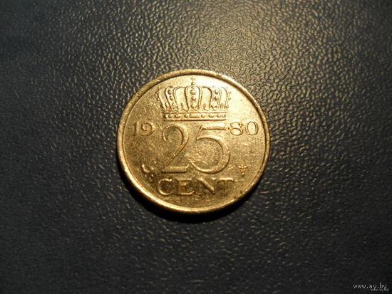 25 cent 1980г.