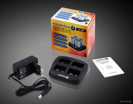 Зарядное устройство EverActive NC-109