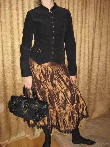 Набор женский (пиджак AXARA Франция и длинная турецкая юбка)_!