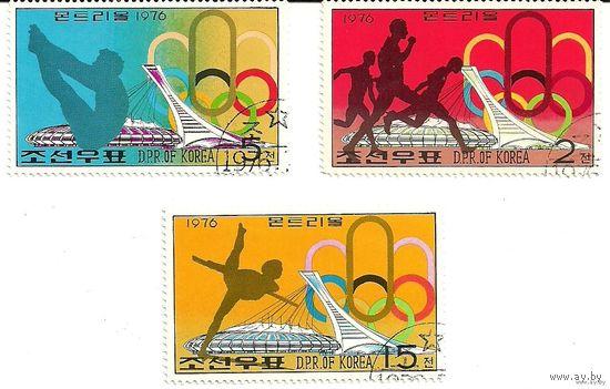 Спорт. КНДР 1976