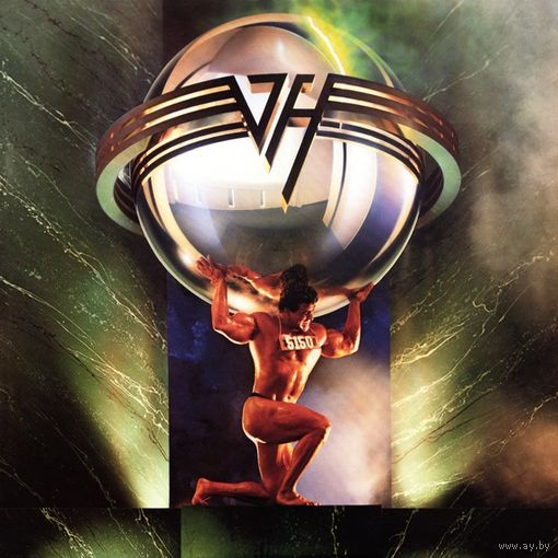 Van Halen - 5150 - LP - 1986