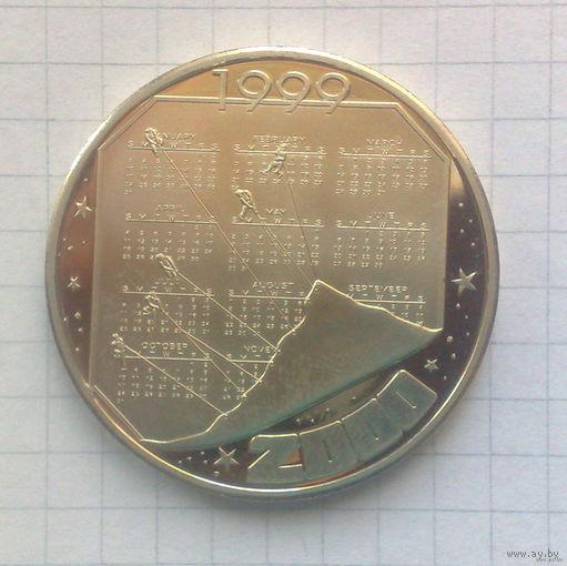 Европа 2000г