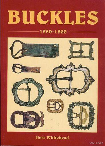 Р.Уайтхед - Пряжки 1250-1800 гг - на CD
