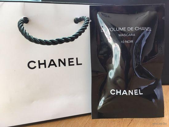ТУШЬ для ресниц CHANEL Le Volume De Chanel Mascara 10 Noir (мини-версия)