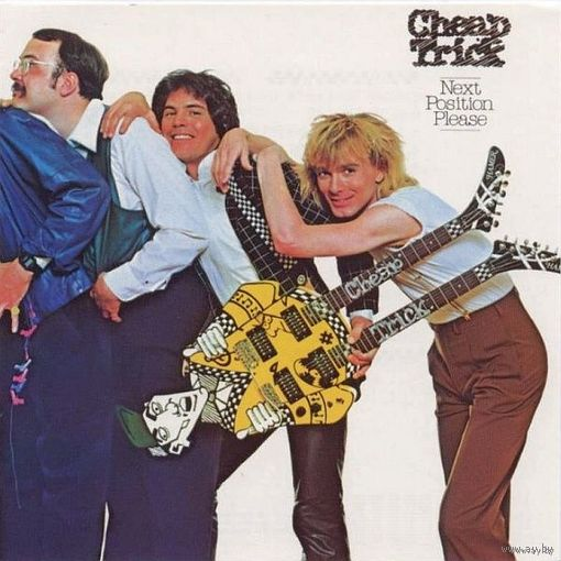Cheap Trick - Next Position Please-1983,Vinyl, LP, Album,Made in Holland.