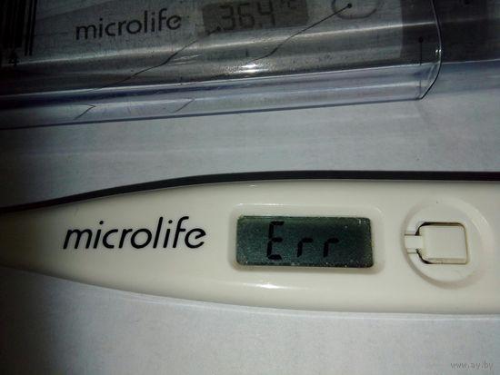Термометр Microlife. На восстановление.