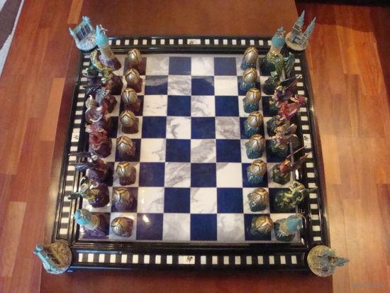 Шахматы Гарри Поттер Драконы