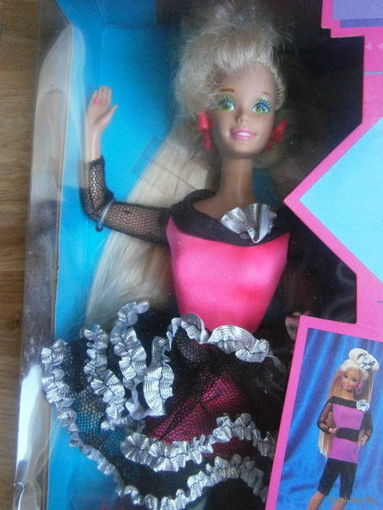Барби \ party in pink Barbie 1991