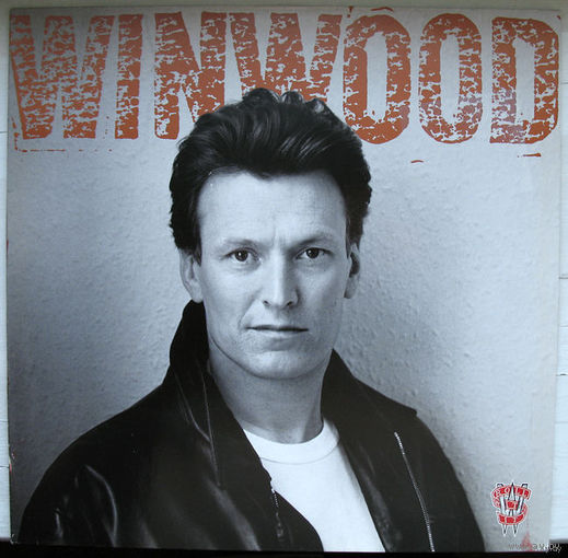 "Steve Winwood ""Roll With It"" LP, 1988"