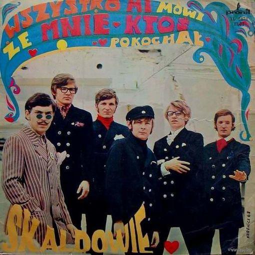 Skaldowie - Wszystko Mi Mowi, Ze Mnie Ktos Pokochal - LP - 1968