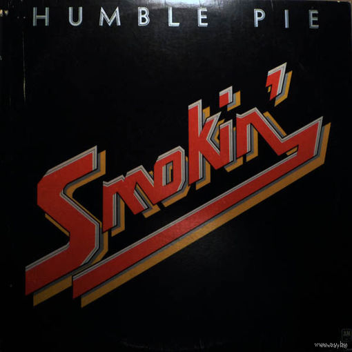Humble Pie - Smokin' - LP - 1972