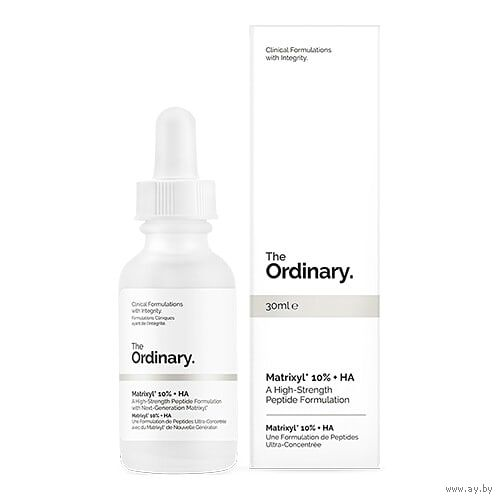 The Ordinary Matryxil 10%+HA  30 ml