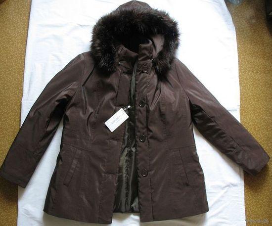 Куртка женская фабричная (Польша) размер 48-50 на рост 160-170с
