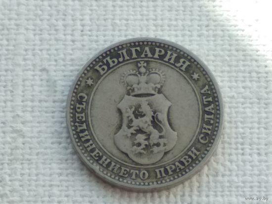 Болгария 10 стотинок 1906