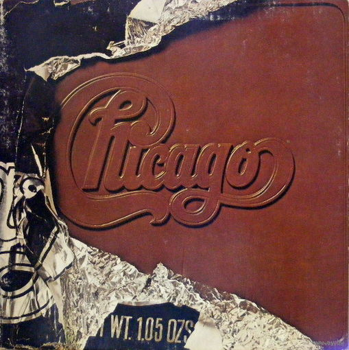 Chicago - Chicago X - LP - 1976