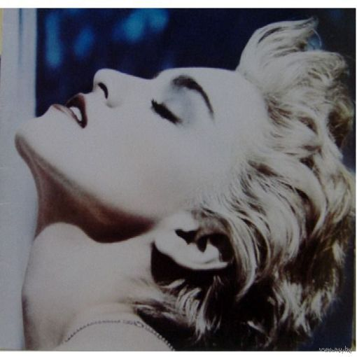 LP Madonna - True Blue (1986)