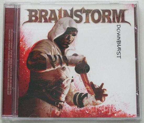 Brainstorm - Downburst CD (лицензия) [Heavy/Power Metal]