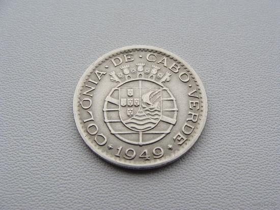 Кабо - Верде. 50 сентаво 1949 год  KM#6