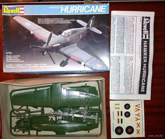 1/72 Revell Hawker Hurricane