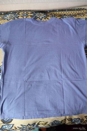 Мужская футболка (майка) синяя (Германия)